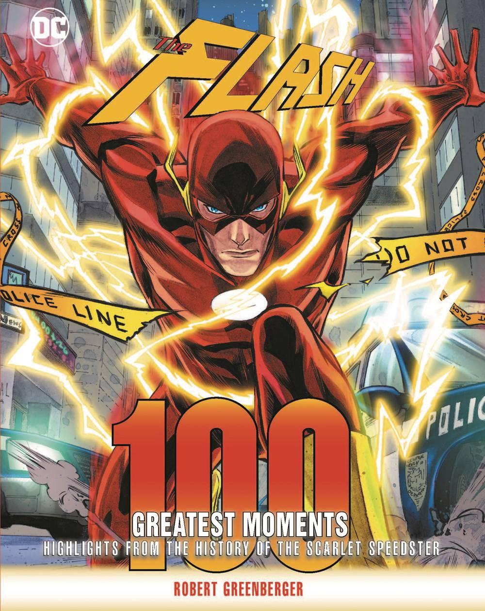 FLASH 100 GREATEST MOMENTS HC