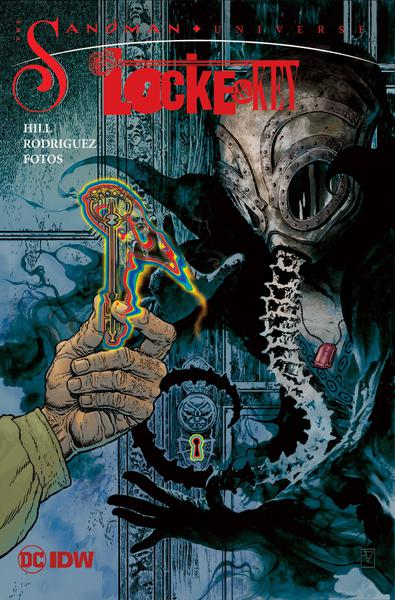 LOCKE & KEY SANDMAN HELL & GONE