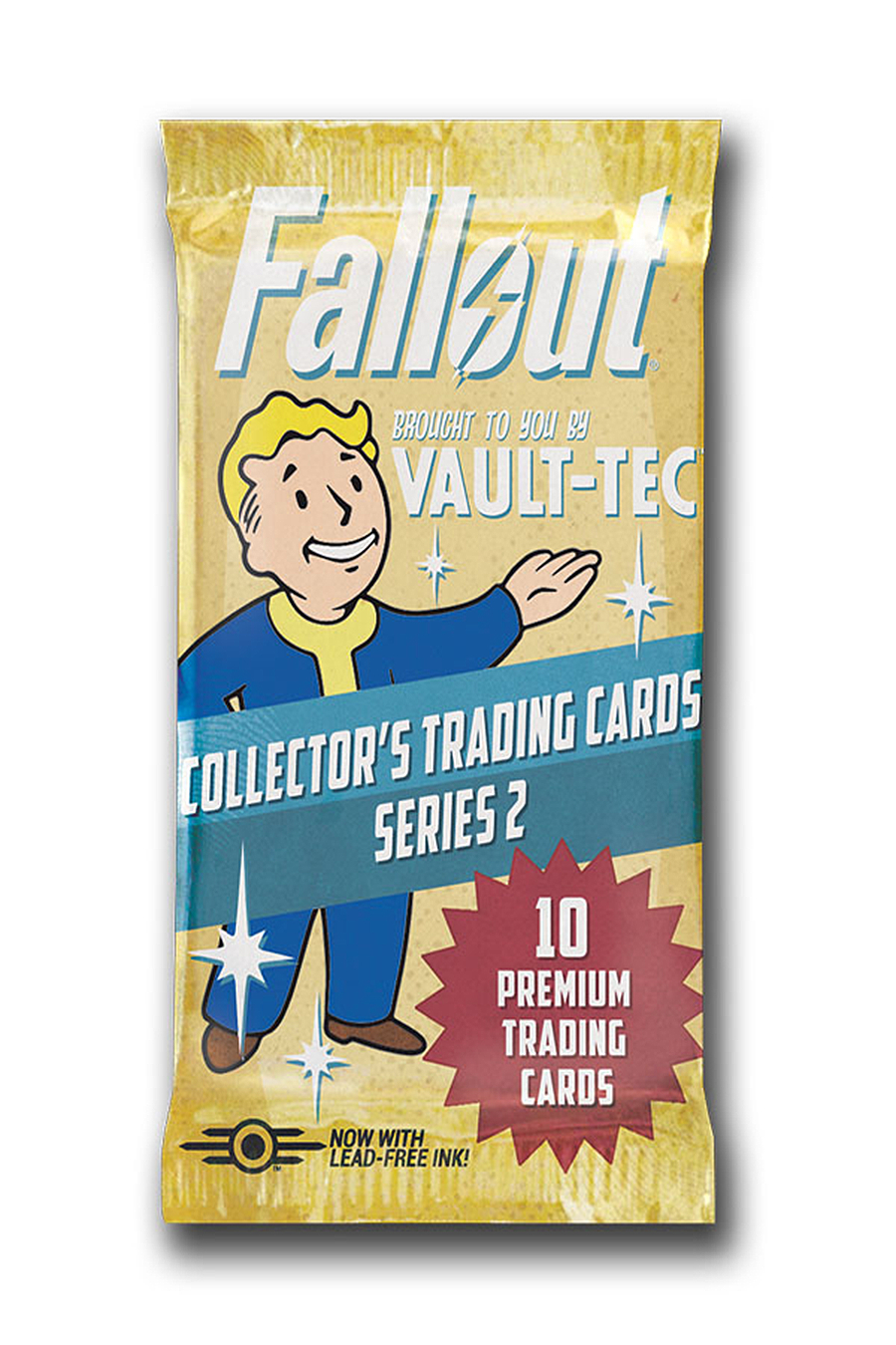 FALLOUT HIDDEN VAULT LTD ED CARD BOX SET