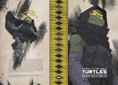 TMNT ONGOING COLLECTION HC 13