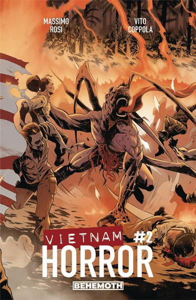 VIETNAM HORROR