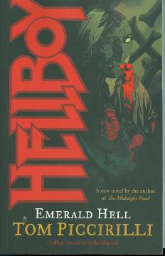 HELLBOY NOVEL EMERALD HELL