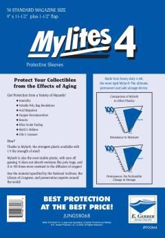 MYLITES 4 STANDARD MAGAZINE SIZE