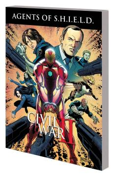 AGENTS OF SHIELD TP 02 UNDER NEW MANAGEMENT