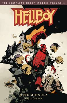HELLBOY COMPLETE SHORT STORIES TP 02
