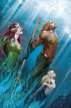 AQUAMAN TP 05 THE CROWN COMES DOWN REBIRTH