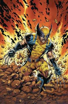 RETURN OF WOLVERINE #1 BY MCNIVEN POSTER