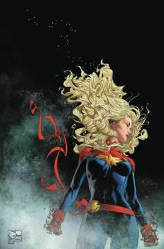 LIFE OF CAPTAIN MARVEL #3 BY QUESADA POSTER