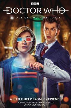 DOCTOR WHO 13TH TP 04 TALE OF TWO TIME LORDS