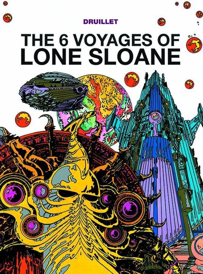 LONE SLOANE TP 01