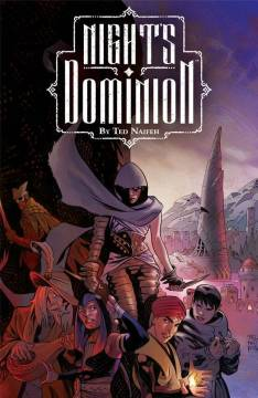 NIGHTS DOMINION TP 01