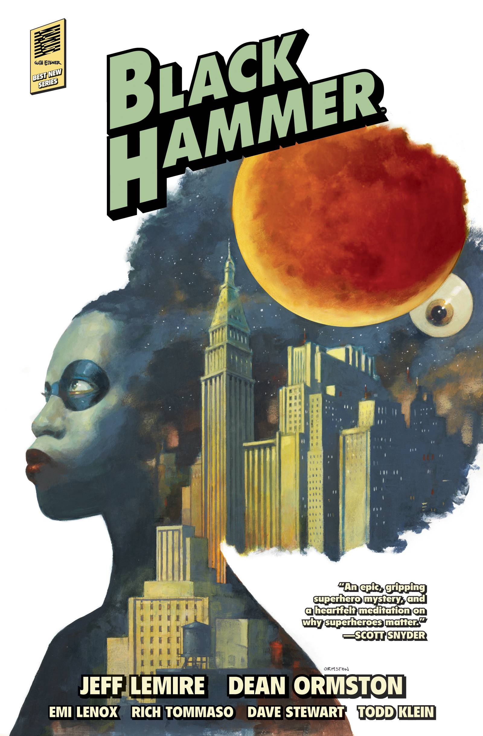 BLACK HAMMER LIBRARY ED HC 02