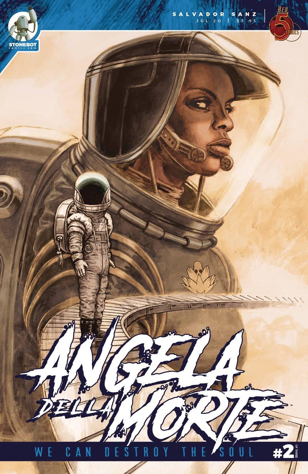 ANGELA DELLA MORTE II