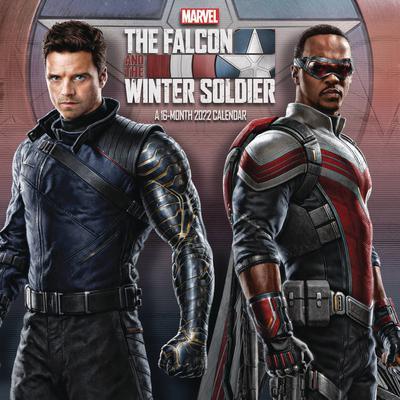 FALCON & WINTER SOLDIER 2022 WALL CALENDAR