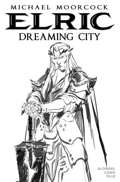 ELRIC DREAMING CITY