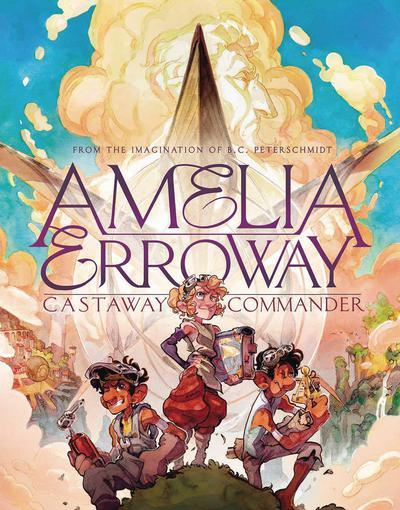 AMELIA ERROWAY TP 01 CASTAWAY COMMANDER