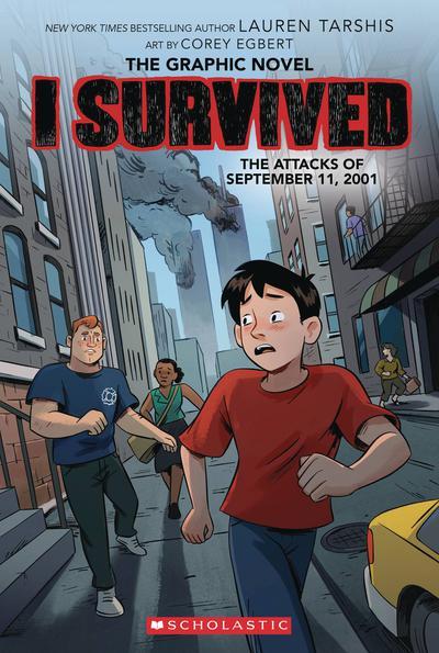 I SURVIVED TP 04 ATTACKS OF SEPT 11 2001
