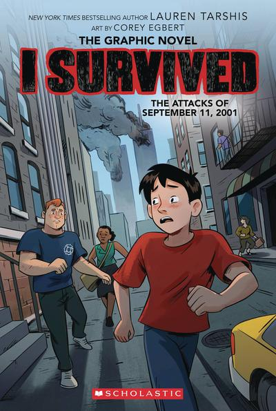 I SURVIVED HC 04 ATTACKS OF SEPT 11 2001