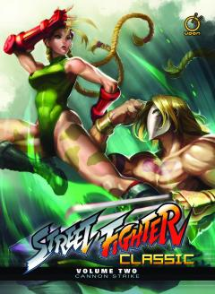 STREET FIGHTER CLASSIC HC 02 CANNON STRIKE