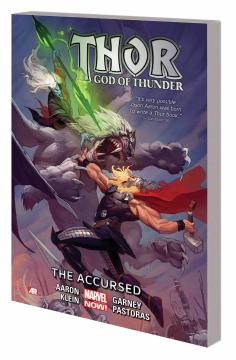 THOR GOD OF THUNDER TP 03 ACCURSED