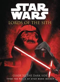 BEST OF STAR WARS INSIDER SC 05 LORDS OF THE SITH
