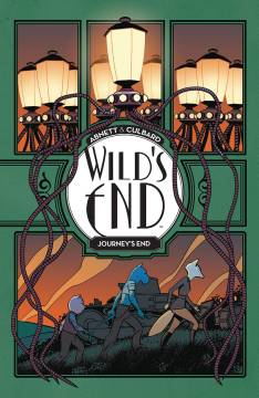 WILDS END TP 03 JOURNEYS END