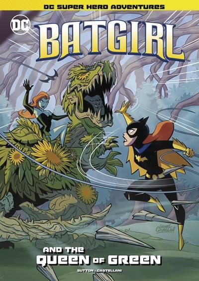 DC SUPER HEROES BATGIRL YR TP BATGIRL & QUEEN OF GREEN