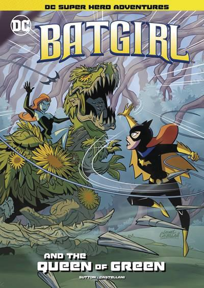 DC SUPER HEROES BATGIRL YR TP BATGIRL & QUEEN OF GREEN