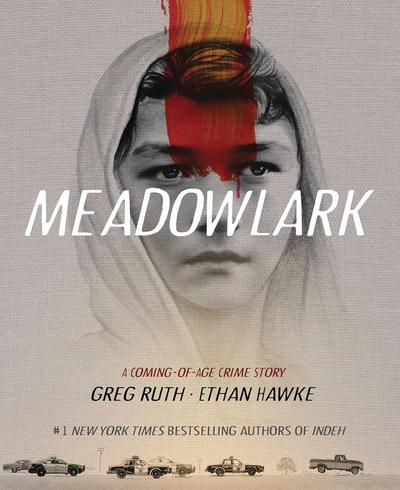 MEADOWLARK COMING OF AGE CRIME STORY HC