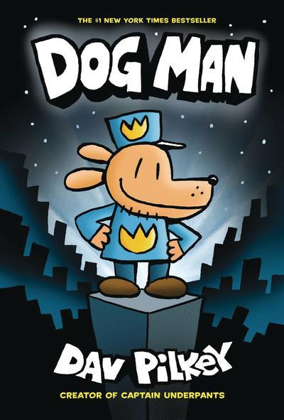 DOG MAN TP 01