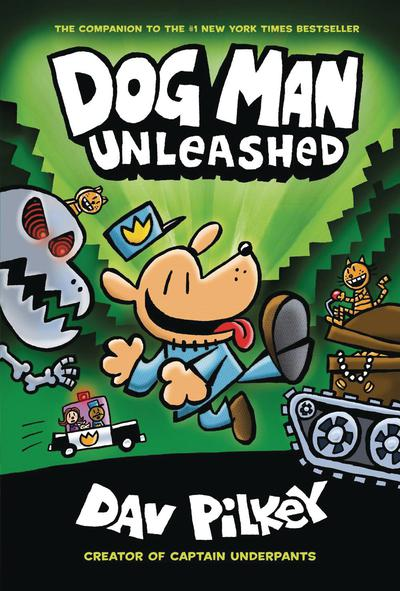 DOG MAN TP 02