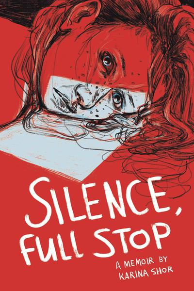 SILENCE FULL STOP GRAPHIC MEMOIR TP