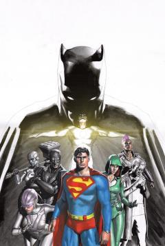 BATMAN SUPERMAN AUTHORITY SPECIAL