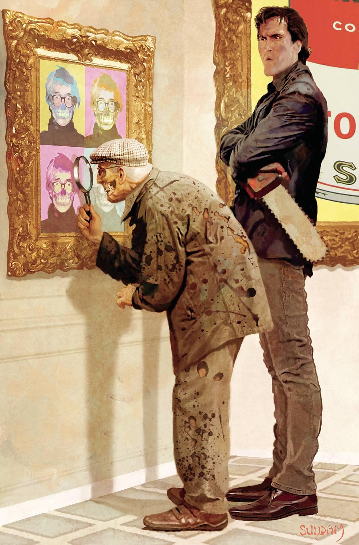 ARMY OF DARKNESS 1979 SUYDAM LTD VIRGIN
