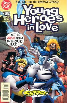 YOUNG HEROES IN LOVE (1-17, 1000000)