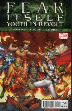 FEAR ITSELF YOUTH IN REVOLT