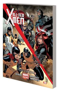 ALL NEW X-MEN TP 02 HERE TO STAY