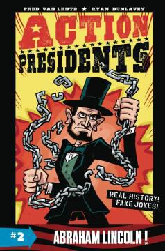 ACTION PRESIDENTS HC 02 ABRAHAM LINCOLN