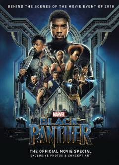 BLACK PANTHER OFF MOVIE SPECIAL HC