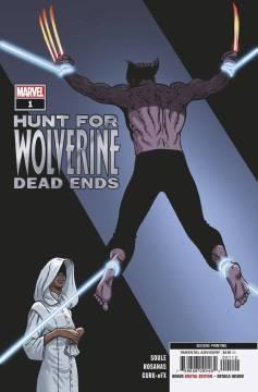 HUNT FOR WOLVERINE DEAD ENDS