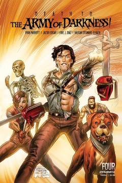 DEATH TO ARMY OF DARKNESS