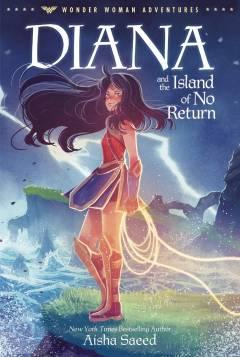 WONDER WOMAN ADV HC 01 DIANA  & ISLAND OF NO RETURN
