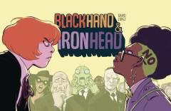 BLACKHAND & IRONHEAD HC 01