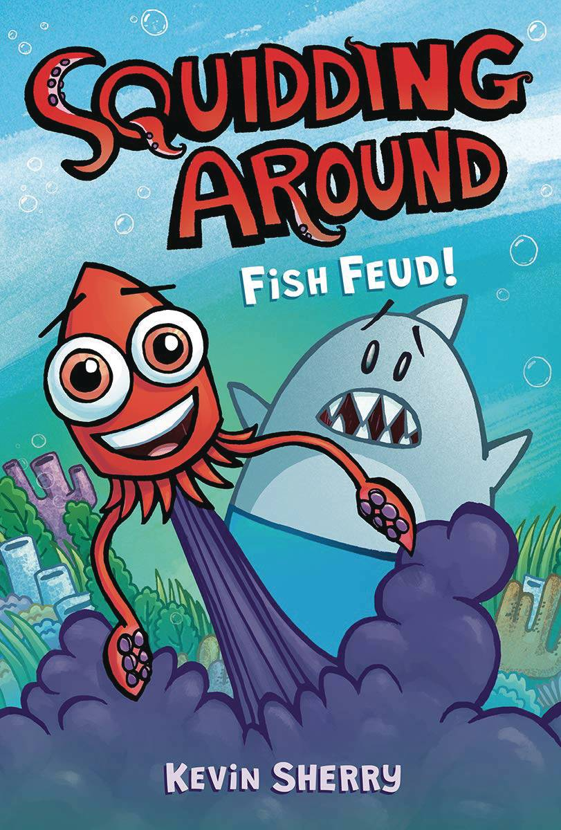 SQUIDDING AROUND HC 01 FISH FEUD
