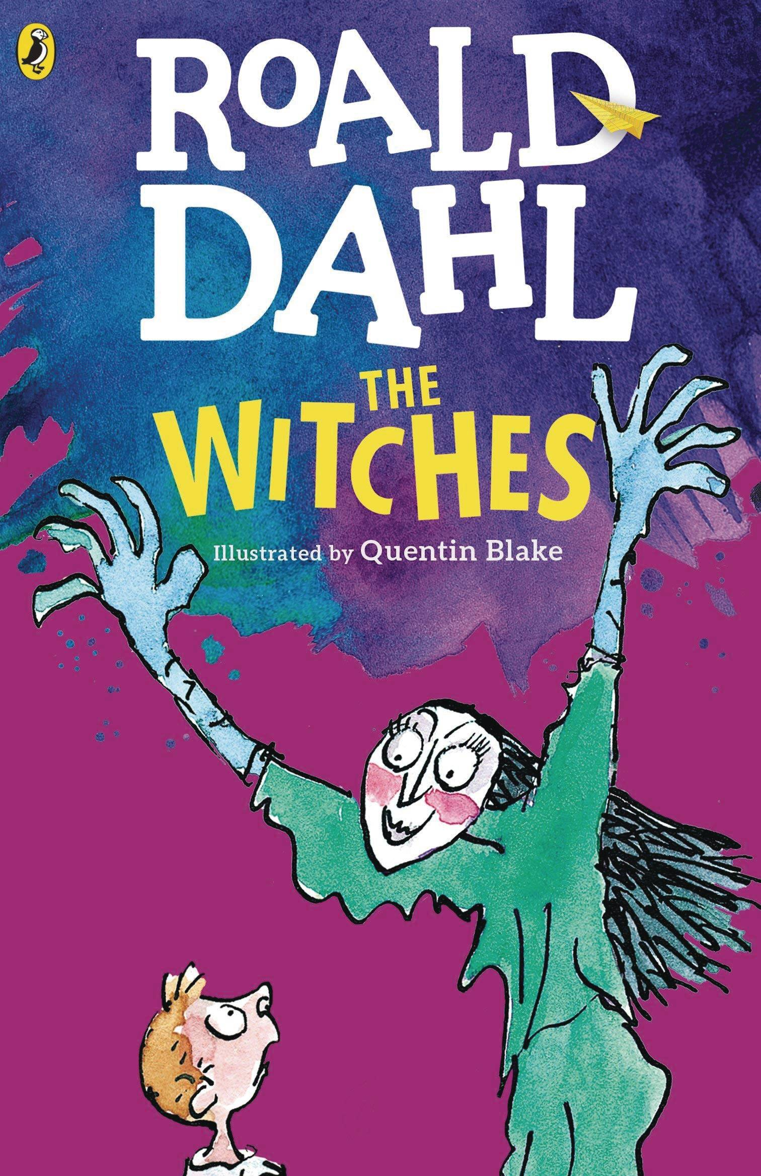 ROALD DAHL WITCHES TP 01