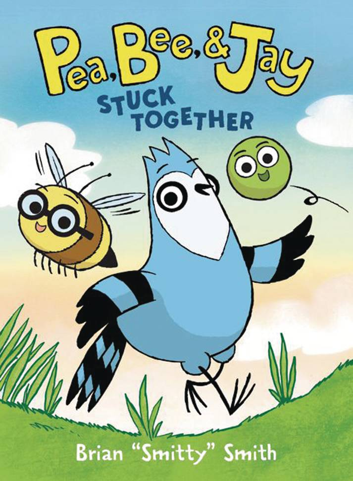 PEA BEE & JAY YR TP 01 STUCK TOGETHER
