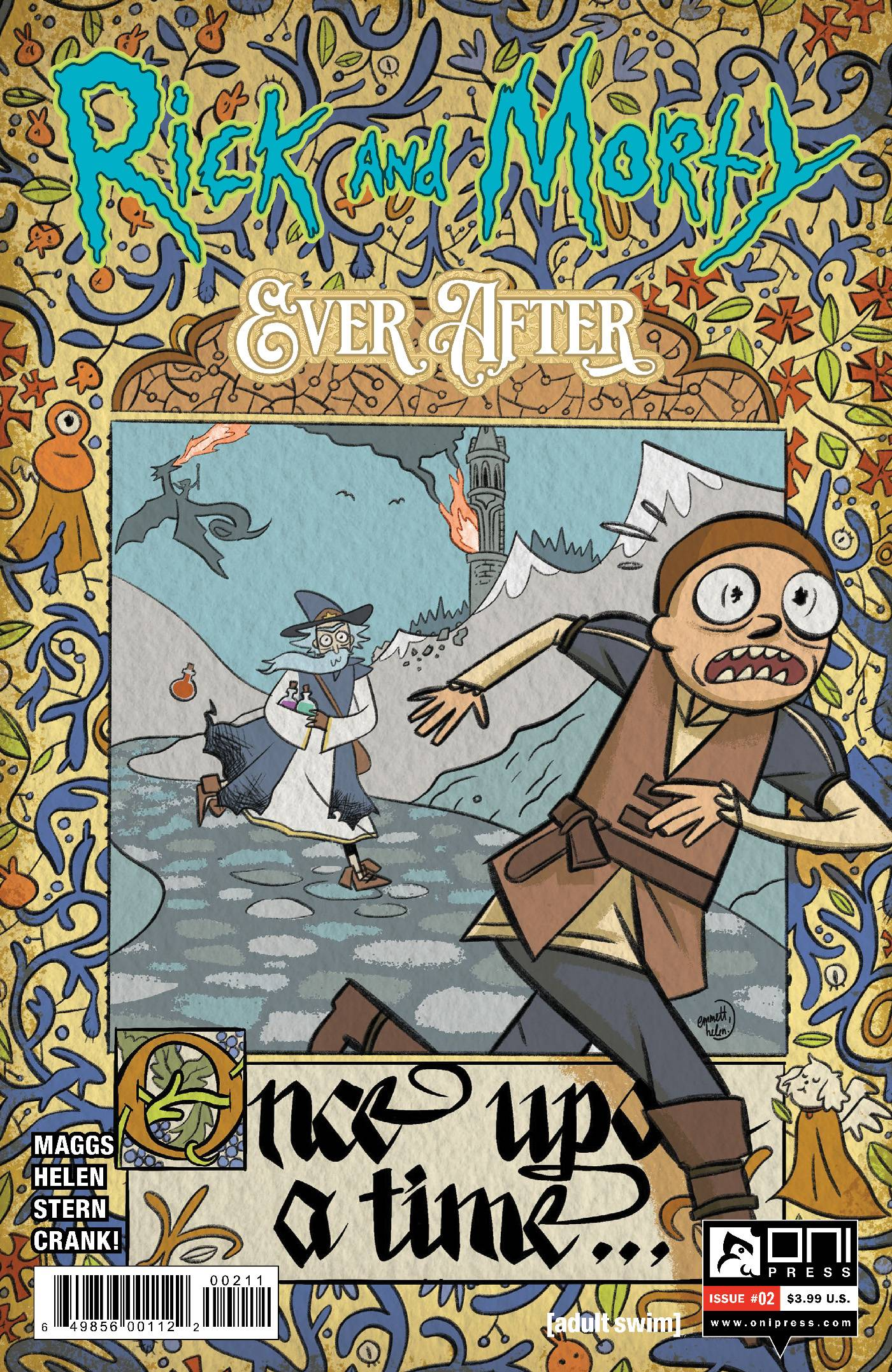 RICK & MORTY EVER AFTER