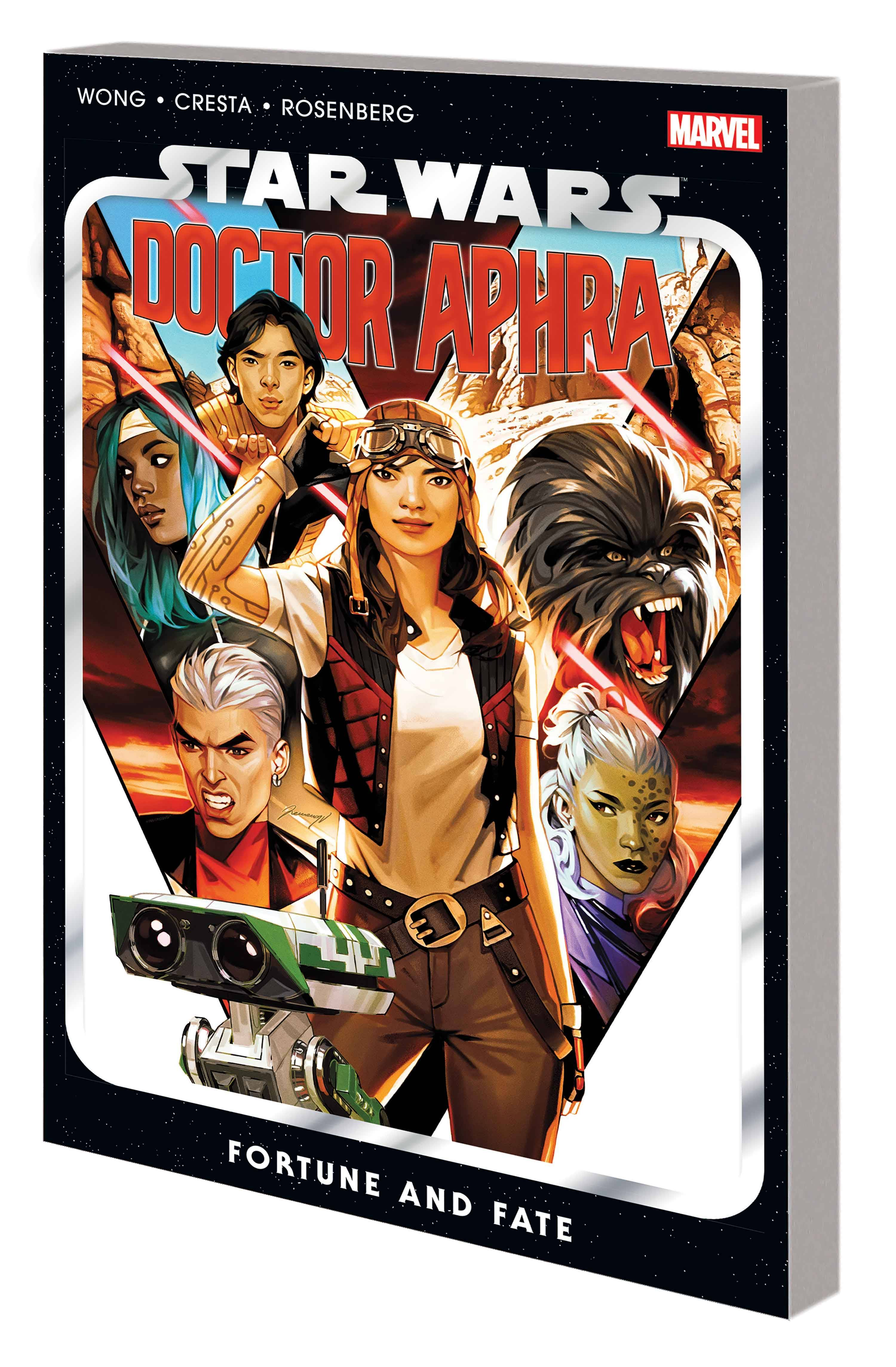 STAR WARS DOCTOR APHRA TP 01 FORTUNE AND FATE