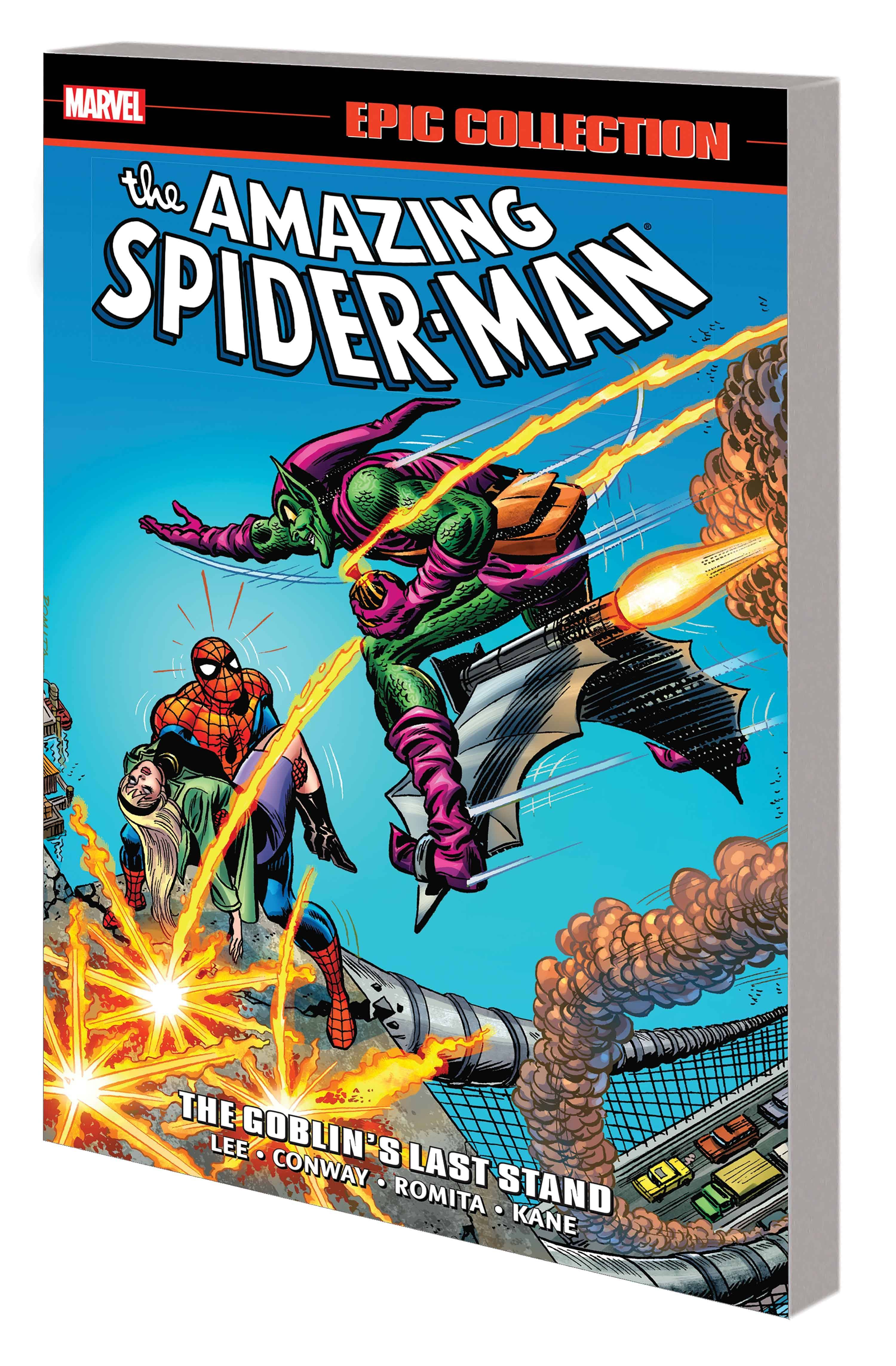 AMAZING SPIDER-MAN EPIC COLLECTION TP 07 GOBLINS LAST STAND