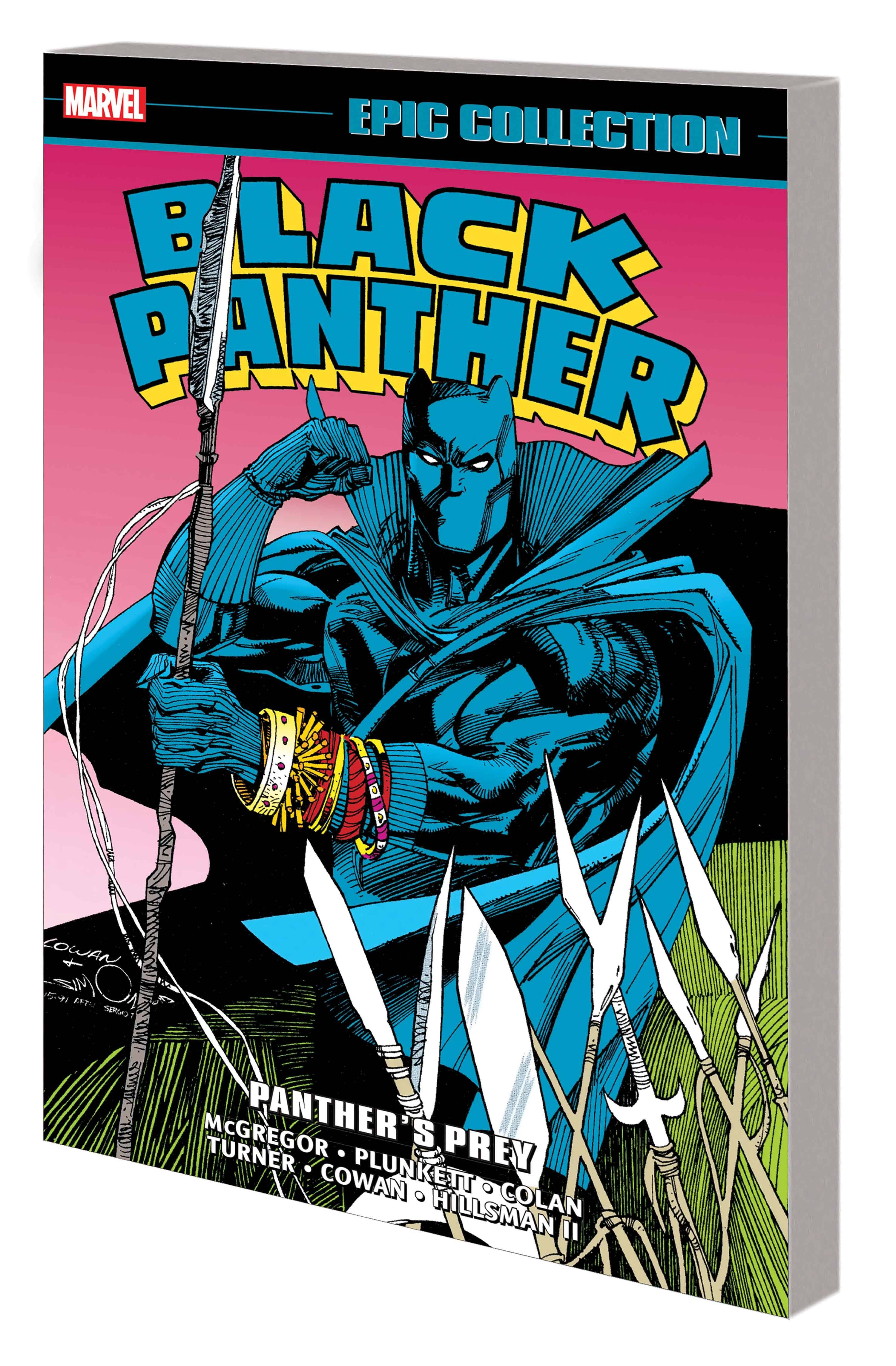 BLACK PANTHER EPIC COLLECTION TP 03 PANTHERS PREY
